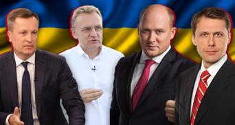 Кандидаты в президенты Украины исправили свои декларации