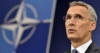 Історичне рішення: генсек НАТО привітав Македонію з перейменуванням