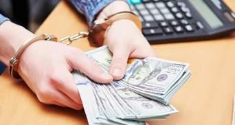 Сколько за год в Украине выявлено коррупционных преступлений: официальные цифры