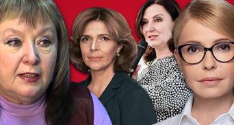 Чому серед кандидатів у президенти України так мало жінок та які у них шанси