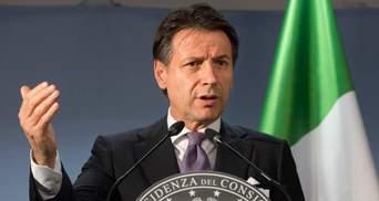 Прем'єр-міністр Італії заявив, що Євросоюз перебуває на грані розколу через мігрантів