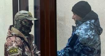 Для пленных украинских моряков в России собрали более полумиллиона рублей