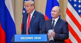 Трамп и Путин встречаются без свидетелей, и никто не знает, о чем они говорят, – Яковина