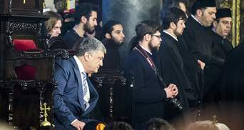 Як Порошенко ставиться до тих українців, хто молиться за Кирила та Путіна