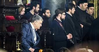 Как Порошенко относится к тем украинцам, кто молится за Кирилла и Путина