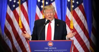 """""""Шатдаун"""" у США: виступ Трампа у Конгресі скасували"""