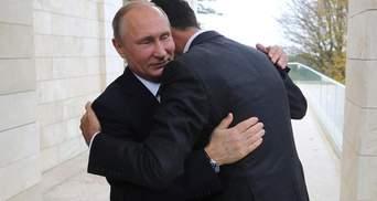 Асад порівняв створення Православної церкви України із Сирією та пожалів Путіна