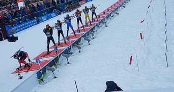 Норвегия выиграла мужскую эстафету в Рупольдинге, Украина финишировала седьмой