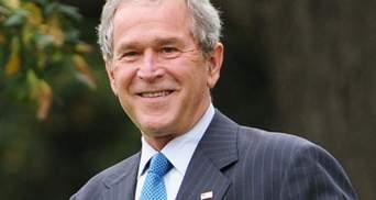 """""""Шатдаун у США"""": Джордж Буш пригостив піцою Секретну службу"""