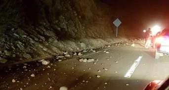 У берегов Чили произошло мощное землетрясение: власти страны проводят эвакуацию людей