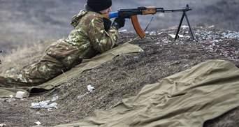 Боевики обстреляли украинских спасателей, которые разминировали газопровод возле Марьинки