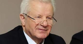 Александр Мороз подал декларацию кандидата в президенты