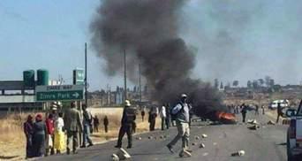Массовые протесты в Зимбабве: жители требуют отставки президента – фото, видео