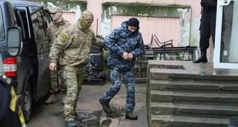 Передати поранених моряків іншій країні: Україна озвучила Росії нову вимогу