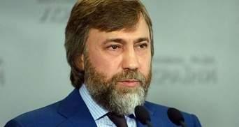 Шанс прекратить войну в Украине появится после смены власти на выборах президента, – Новинский