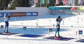Біатлон: Бьо виграв спринт в Антхольці, найкращий з українців – 11-й Прима