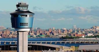 """Через """"шатдаун"""" аеропорт Нью-Йорка зупинив роботу"""