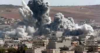 США завдали авіаудару по Сирії: інформація про загибель цивільних підтвердилась
