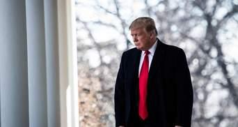 """Трамп не виключив можливості чергового """"шатдауну"""" федерального уряду США"""