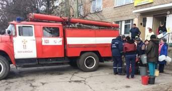 У Бердянську сталася масштабна аварія на колекторі: місто паралізувало
