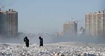 """Украинцам советуют не посещать некоторые регионы США из-за снежного шторма """"Джейден"""""""