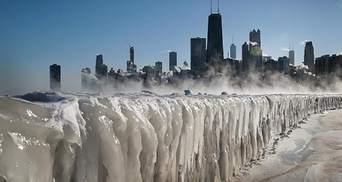 Арктический холод в США, есть жертвы: шокирующие фото и видео