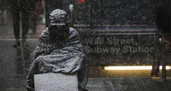 Арктичний холод у США: кількість жертв значно зросла