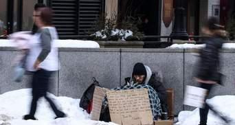 В Чикаго люди забронировали десятки гостиничных номеров для бездомных из-за аномальных морозов