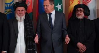 """Лидеры """"Талибана"""" снова в РФ или Почему Москва – столица терроризма"""