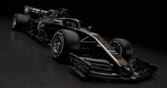 Команда Формулы-1 Haas первой представила ливрею новой машины: фото