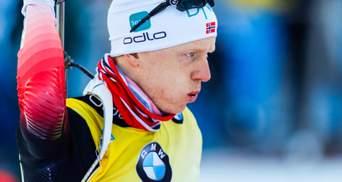 Фантастический Бе выиграл индивидуальную гонку в Кэнморе, дебютант Лесюк – 32-й