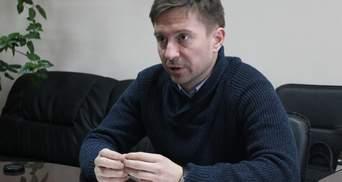Данилюк закликав громадян та поліцію зберігати спокій та не підігрувати Росії