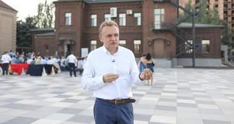Садовий розповів, як Порошенко пропонував зняти сміттєву блокаду зі Львова