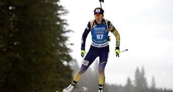 Капітан збірної України з біатлону ризикує пропустити залишок сезону: відомо причину