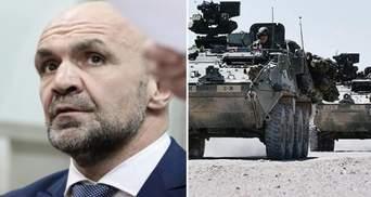 Головні новини 13 лютого: суд у справі Гандзюк та зброя США для ЄС через загрозу з боку Росії