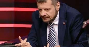 Справа Уляни Супрун: радикал Мосійчук пообіцяв підпалити себе живцем