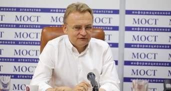 Неповага до українців, – Садовий різко відреагував на відсторонення Супрун