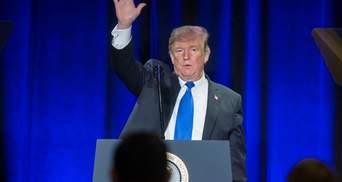 """Трамп хоче підписати угоду Конгресу щодо кордону, щоб уникнути чергового """"шатдауну"""""""