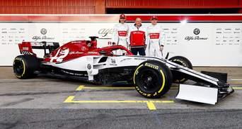 Alfa Romeo представила ліврею, з якою команда виступить у Формулі-1: фото та відео