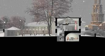 Як зміниться Музей Гончара у Києві після реконструкції: фото і відео