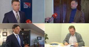 Как выглядят предвыборные штабы кандидатов в президенты: фото и видео
