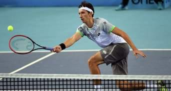 Стаховский не сумел пробиться в полуфинал турнира в Марселе