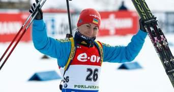 Четверо українських біатлоністок фінішували в топ-20 на чемпіонаті Європи