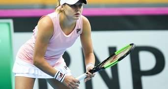 Украинка Козлова совершила скачок в рейтинге WTA, Свитолина сохранила позицию