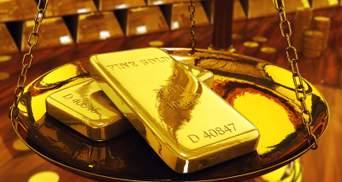 Українці купують по три кілограми золота на тиждень