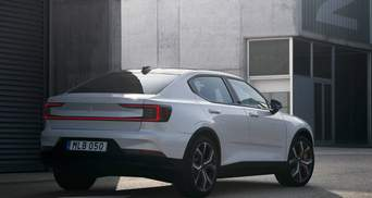 Volvo представила конкурента электрокара Tesla Model 3