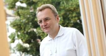 Брифинг Андрея Садового о дальнейшем участии в выборах: видео онлайн-трансляции