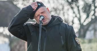 """Турчинов хочет из всех законов убрать термин """"гендер"""" для сохранения Украины"""