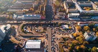 Шулявский мост закрыт на ремонт: новая схема движения объезда транспорта