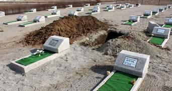 """Тіло бійця, що загинув в """"Іловайському котлі"""", вдалося ідентифікувати тільки через 4 роки"""